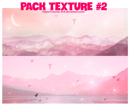 //05202017// PACK TEXTURE #2 by Niee1830