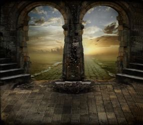 Interior Premade Background by Nitwitbrit