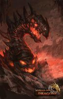 Fire Worm by shizen1102