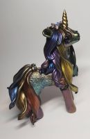 Polymer Clay Unicorn by EmmasUnicorns