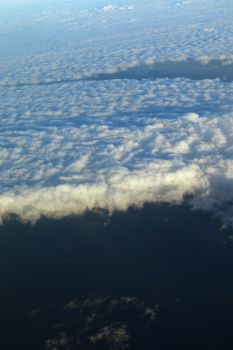 Above the clouds Stock 021 by Malleni-Stock