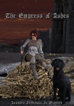 The Empress of Ashes Cover by TRAGICHEROINESCOMICS