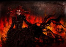Burning by zsofiadome
