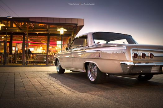 1962 Chevy Impala by AmericanMuscle