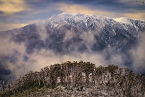 Mt Bogong Victoria Australia by djzontheball