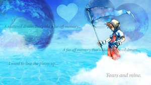 Fantasy Dream - Sora - A Far Off Memory by HaakonHawk