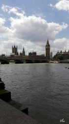 Trip to England: Thames, Westminster and Big Ben by ila297