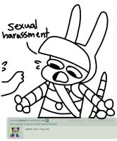 sexual harassment by AndroiDoodler