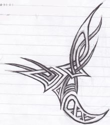 Miscellaneous tattoo doodle by Ashlo4