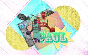 Chris Paul Wall by demwarriors