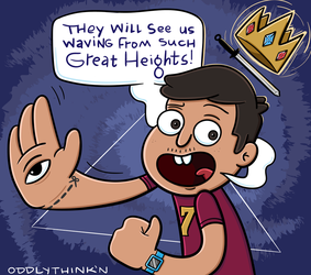 Great Heights by xneetoh