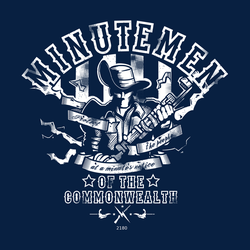 Minutemen Of The Commonwealth by wuhuli