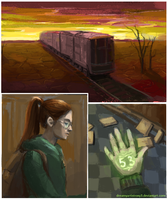 Infinity train by DreamyNatalie