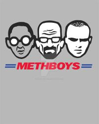 MethBoys by spacemonkeydr