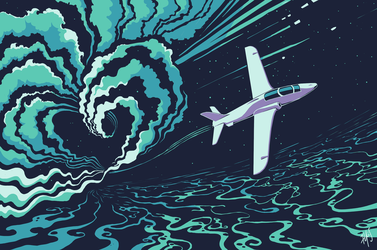 The Pilot Knows The Way by Himmis