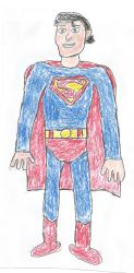 Superman by Jephael by Jephael