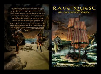 Ravenquest book 4 by mandys-creations