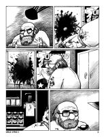 Uncle Cyrus - story 3 pg 2 - Inks (Unlettered) by JLRoberson