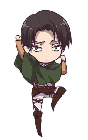 Little Package {Levi x Reader} Chapter 7 by Katsuhana on