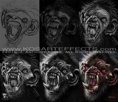 Warmup 12-14 WildThing Process by KOSARTeffects