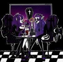 Coffin Cafe meet by KoffinKorps