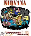 Nirvana Unplugged in New York by biel12