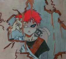 Gaara Of The Sand by phkfrost