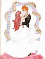 A District Four Wedding by Forever-Sam