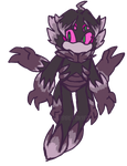 .:RE:ME: Mephiles Form:. by StarCarnival