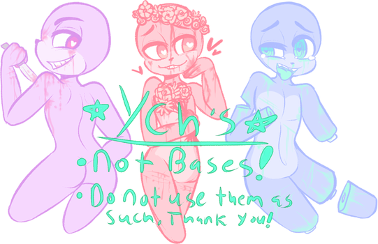 Ych Blood: CLOSED by GlichieVirus