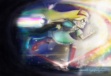 Star V Forces Of Evil by Mad--Munchkin