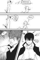 I will kiss you to death pg 3 by Shion-Tan