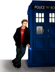 You Never Forget Your First Doctor. by Raithe