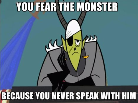 Lesson from PPG Episode: Substitute Creature by achthenuts