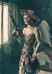 Fallout 4: The Cupidon of Wasterland by XGingerWR