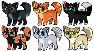 Cheap Cat Adopts Open by P1geon-Feathers