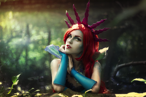Mermaid - [ORIGINAL COSPLAY] (4) by AliceYuric