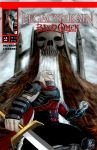 Cover for Blood Omen issue 2 by Dark-thief