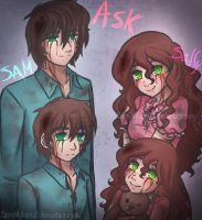 Ask - Sam and Sally Williams! by CamyWilliams9