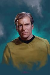 Kirk by ChristinZakh