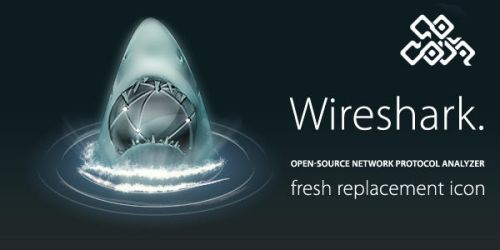 Wireshark replacement icon. by send