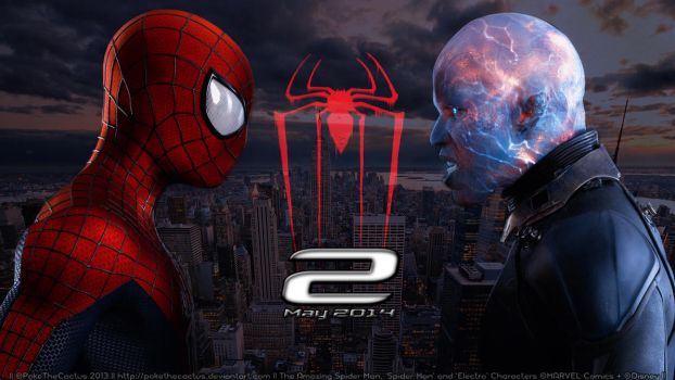    The Amazing Spider-Man 2    HD Wallpaper    by PokeTheCactus