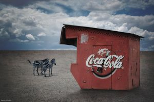 Capitalism is Everywhere by BenHeine