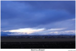 Storm's a Brewin' by hunter1828