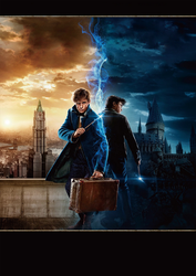 HARRY POTTER and Fantastic Beasts 4DX textless by mintmovi3