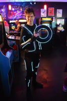 Tron Costume by Sketchy-Stories