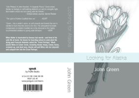 Looking for Alaska Bookcover by Lunitaire