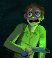Rick and Morty - Screenredraw by QuantumGay