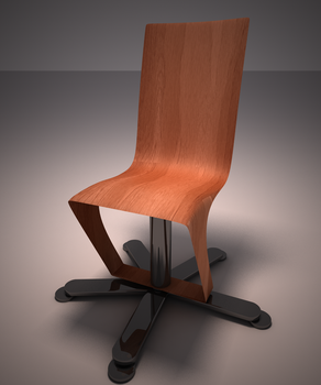 Room Animation - Chair by BeIntelligent