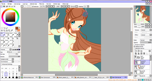 laura's bloomix WIP by winx1201